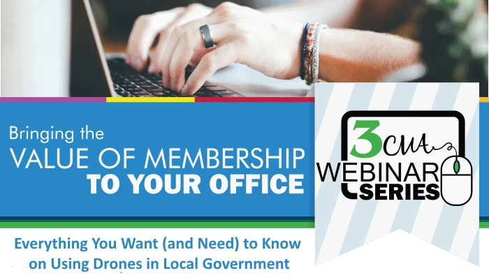 3CMA Webnar - Everything You Want to Know on Using Drones in Local Government